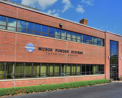 Hosokawa Micron Powder Systems USA